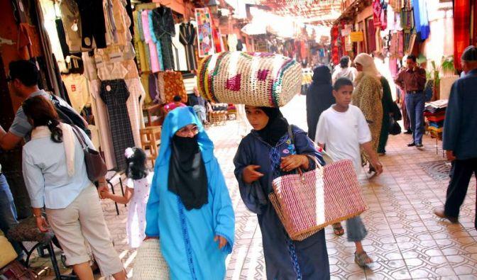 Die Marokkaner beschließen eine Verfassungsänderung. (Foto)