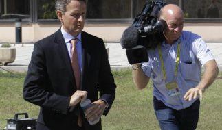 Die Minister der Eurozone gehen nicht auf Geithners Forderungen ein. (Foto)