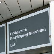 Mitarbeiter im Flüchtlingsamt Berlin klagen über Albträume (Foto)