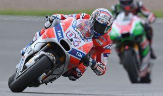 Die MotoGP gastiert dieses Wochenende auf dem Sachsenring. (Foto)