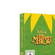 Ende der 1970er Jahre enorm beliebt im Fernsehen, haben sie es endlich auf DVD geschafft: Die Muppets.