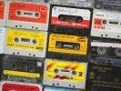 Die Musikkassette überlebt im Kinderzimmer (Foto)