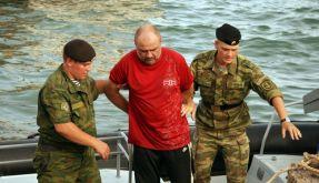 Die mutmaßlichen Entführer der Arctic Sea wurden festgenommen. (Foto)