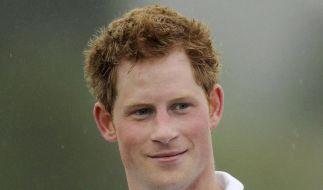 Die Nacktfotos von Prinz Harry sorgen weiterhin für Wirbel. (Foto)