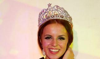 Die neue Miss Deutschland kommt aus Hessen (Foto)