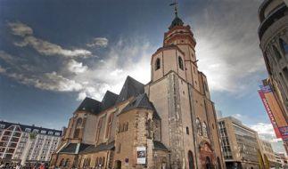 Die Nikolaikirche ist Dreh- und Angelpunkt der friedlichen Revolution in Leipzig.  (Foto)