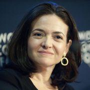 Die Nummer zwei bei Facebook hinter Gründer Mark Zuckerberg: Sheryl Sandberg.