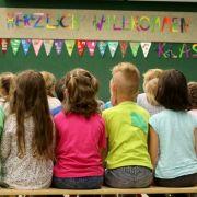 Nazi-Eklat! Öffentliche Hetze gegen ausländische Vorschulkinder (Foto)