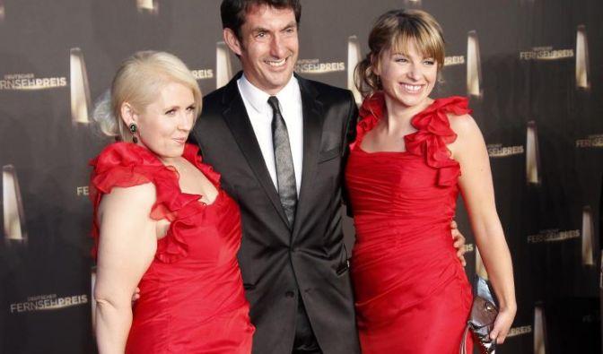 Die Outfits der Stars beim Deutschen Fernsehpreis (Foto)