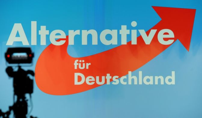 """Die noch junge Partei """"Alternative für Deutschland"""" (AfD) ist zu einer festen politischen Größe in der Bundesrepublik Deutschland herangewachsen. Hier ist ihr rasanter Aufstieg in Bildern! (Foto)"""