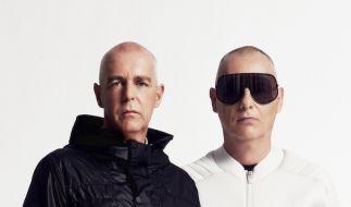 Die Pet Shop Boys haben wieder viel Sinn für Ästhetik dabei - und Hits. (Foto)
