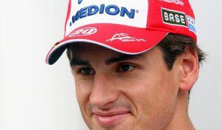 Die Piloten der Formel 1: Adrian Sutil (Foto)