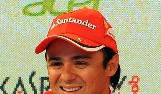 Die Piloten der Formel 1: Felipe Massa (Foto)