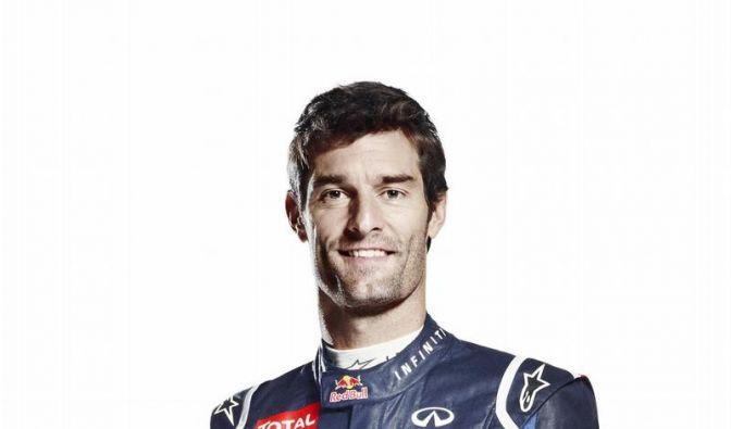 Die Piloten der Formel 1: Mark Webber (Foto)