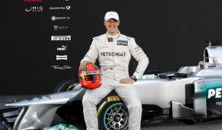Die Piloten der Formel 1: Michael Schumacher (Foto)