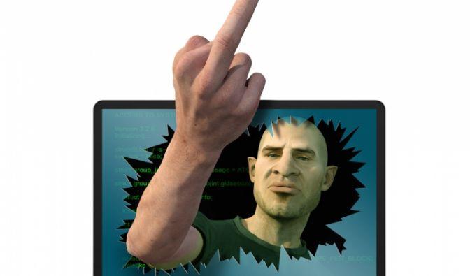 Die Pöbelei im Internet wird immer schlimmer. Doch was hilft gegen den Hass? (Foto)
