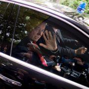 Fahrdienst des Bundestages pleite (Foto)