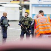Die Polizei in Finnland vermutet bei der Messerattacke in Turku einen terroristischen Hintergrund. (Foto)