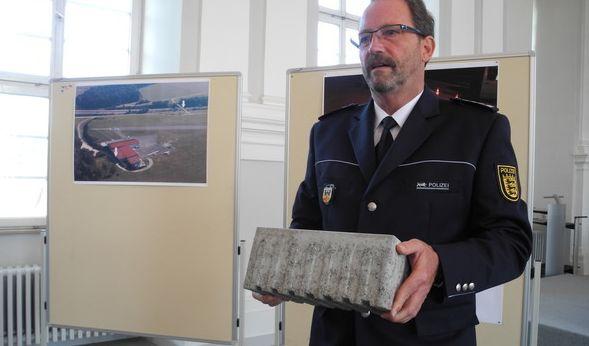 Die Polizei überführte den Täter anhand von DNA-Spuren. (Foto)