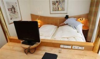 Die Preise werden wohl nur teilweise fallen - dafür soll Übernachten im Hotel angenehmer werden. (Foto)