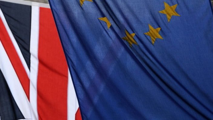 Die britische Premierministerin Theresa May will am 29. März die offizielle Erklärung für den Austritt Großbritanniens aus der EU abgeben. (Foto)