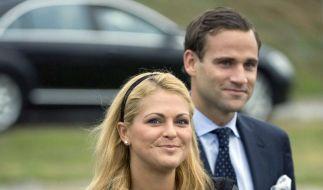 Die schwedische Prinzessin Madeleine und Jonas Bergström haben sich verlobt. (Foto)