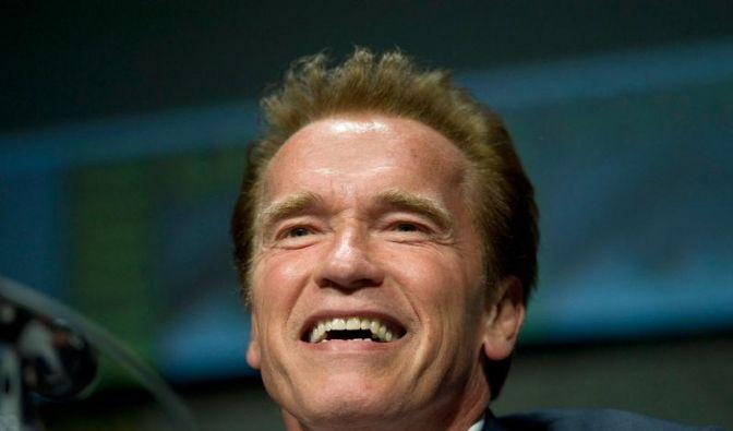 Die Promi-Geburtstage vom 30. Juli 2012: Arnold Schwarzenegger (Foto)
