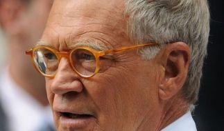 Die Promi-Geburtstage vom 12. April 2012: David Letterman (Foto)