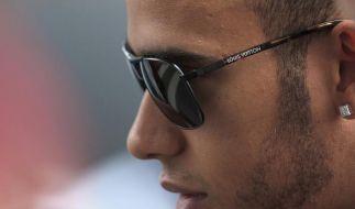 Die Promi-Geburtstage vom 07. Januar 2011: Lewis Hamilton (Foto)