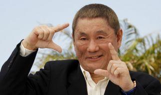 Die Promi-Geburtstage vom 18. Januar 2012: Takeshi Kitano (Foto)
