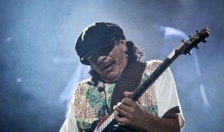 Die Promi-Geburtstage vom 20. Juli 2012: Carlos Santana (Foto)