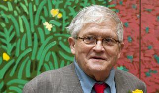 Die Promi-Geburtstage vom 09. Juli 2012: David Hockney (Foto)