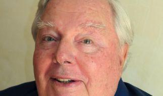 Die Promi-Geburtstage vom 24. Mai 2012: Franz Burda (Foto)