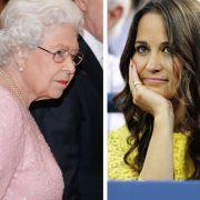 DESHALB befürchtet die Queen eine Horror-Hochzeit (Foto)