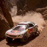 Peterhansel gewinnt Dakar-Rallye bereits zum 13. Mal (Foto)
