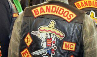 Die Razzien im Rockermilieu gehen weiter: Dieses Mal stehen die Bandidos im Visier der Ermittler. (Archivbild) (Foto)