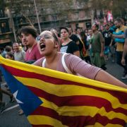 Wird Katalonien schon in wenigen Tagen unabhängig sein? Generalstreik legt Region lahm (Foto)
