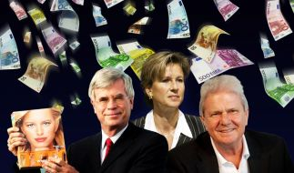 Die reichsten Deutschen (Foto)
