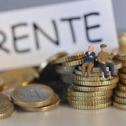 Über diese Rentenerhöhungen dürfen sich Ost und West freuen (Foto)