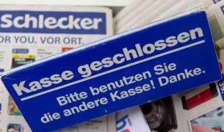 Die Rettung des einstigen Drogerie-Marktführers Schlecker ist gescheitert. (Foto)