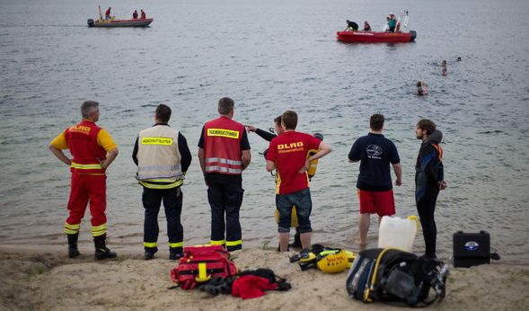 Tragischer Badeunfall: Auch Begleiter von Sechsjährigem tot (Foto)