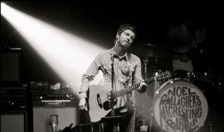 Die Rolle als Elder Statesman steht Noel Gallagher sehr gut. (Foto)