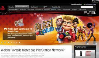 Die Rückkehr des Playstation Network (Foto)