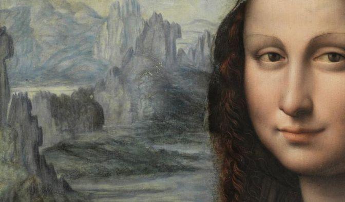 Die schöne Zwillingsschwester der «Mona Lisa» (Foto)