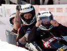 Die schräge Bob-Crew von Vize-Weltmeister Arndt (Foto)