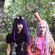 Vampire, Zombies und bunte Maskerade! Wilde Outfit-Diskussion (Foto)