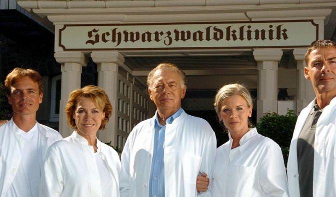 «Die Schwarzwaldklinik» zum elften Mal im ZDF (Foto)