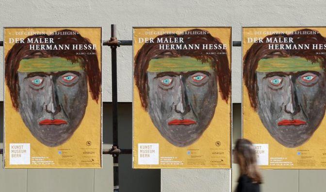 Die Schweiz feiert Hermann Hesse (Foto)