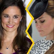 Eifersuchts-Drama bei Herzogin Kate! Ruiniert sie Pippas Hochzeit? (Foto)