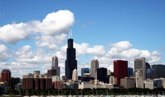 Die Skyline von Chicago (Foto)